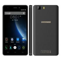 DOOGEE X5S 4G LTE Android 5.1 MT6735 Quad Core 1GB 8GB Dual SIM Smartphone 5.0 Inch 5MP Camera Black