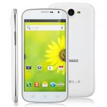 DOOGEE DG500 Smartphone Android 4.2 quad core 5.0 Inch 1GB 4GB 13.0MP camera White