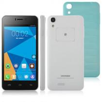 Doogee DG800 Android 4.4 SmartPhone MTK6582 Quad Core 1GB 8GB 4.5 inch 13MP camera Lozenge plaid Blue