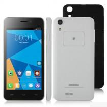 DOOGEE DG800 Android 4.4 MTK6582 Quad Core Smartphone 4.5 Inch 1GB 8GB 13MP camera OTG Black Lozenge plaid