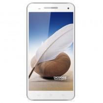DOOGEE MAX DG650 Smartphone 6.5 Inch FHD Screen 1GB 16GB 16.0MP camera OTG NFC Gesture Sensing White