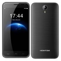 HOMTOM HT3 Pro 4G LTE 2GB 16GB MTK6735 Android 5.1 Smartphone 5.0 inch 2.5D 8MP Camera Gray